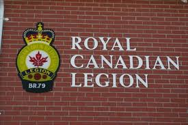 Royal Canadian Legion - Branch 79