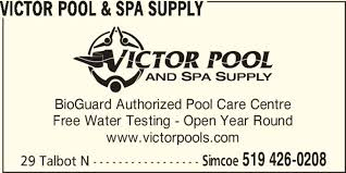 Victor Pool & Spa Supply